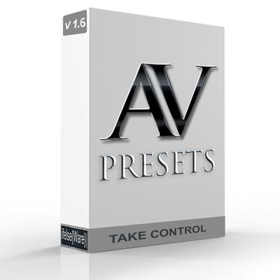 AV-Presets