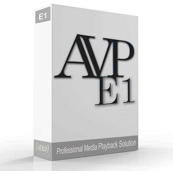 AV-Playback E1